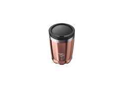 Chillys Coffee Cup Rose Gold 340ml
