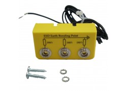 Esd Earthing Bonding Point 3 X Jack
