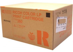 Copier Aficio Cl7300/7200 Gestetner C7528 Yellow