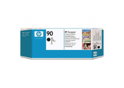 Inkjet HP NO 90 Black Printhead and Cleaner Oem