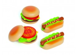 Hamburgers & Hotdogs