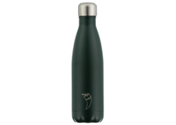 Chillys Bottle Green Matte 500ml