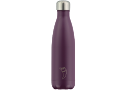 Chillys Bottle Purple Matte 500ml