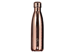 Chillys Bottle Chrome Rose Gold 500ml Special Edition
