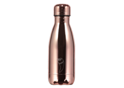 Chillys Bottle Rose Gold 260ml
