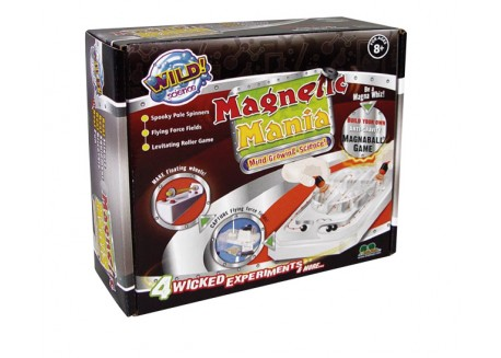 Magnetic Mania Ws/34