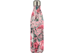 Chillys Bottle Tropical Flamingo 750ml
