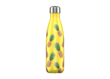 Chillys Bottle Pineapple 500ml Special Edition