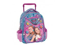 Maggie & Bianca SMALL TROLLEY BACKPACK
