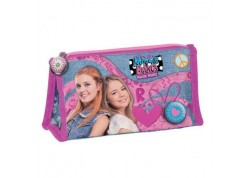 Maggie & Bianca TRIANGULAR PENCIL CASE
