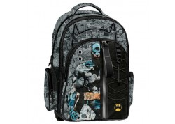 Batman Organized Backpack With Mesh Backing