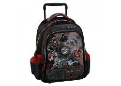 Justice League Small Trolley Backpack