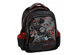 Justice League Round Small Backpack
