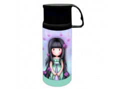 Gorjuss Santoro Thermos Bottle 340Ml Turquoise