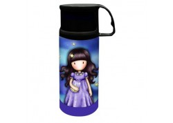 Gorjuss Santoro Thermos Bottle 340Ml Purple