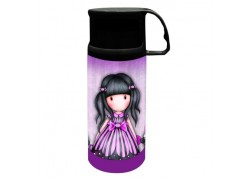 Gorjuss Santoro Thermos Bottle 340Ml Light Purple