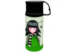 Gorjuss Santoro Thermos Bottle 340Ml Green