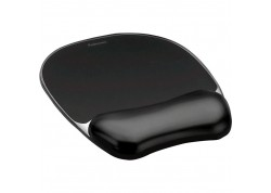 Στήριγμα καρπού Fellowes Crystals™ Gel Mousepad Wrist Support 9112101