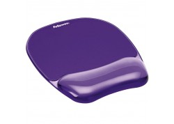 Στήριγμα καρπού Fellowes Crystals™ Gel Mousepad Wrist Support 9144104
