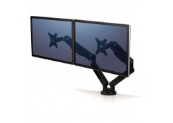 Bάση για δύο οθόνες Fellowes Platinum Series Dual Monitor Arm 8042501