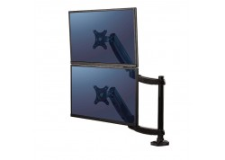 Bάση για δύο οθόνες Fellowes Platinum Series Dual Stacking Monitor Arm 8043401