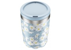 Chillys Coffee Cup Floral Daisy 340ml