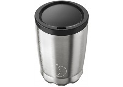 Chillys Coffee Cup Stainless Steel 340ml