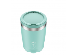 Chillys Coffee Cup Green Pastel 340ml