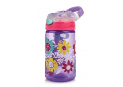 Παιδικό Παγούρι Contigo Gizmo Flip Wisteria Flowers Purple 420ml