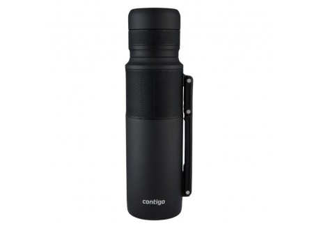 Θερμός Μπουκάλι Contigo THERMAL BOTTLE 1200ml MATTE BLACK