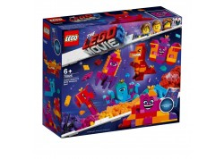 Τουβλάκια Lego 70825 - The Lego Movie 2 Queen Watevra's Build Whatever Ηλικία 6+