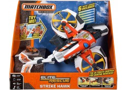 Mattel - Matchbox Elite Rescue Sky Claw Chopper Gift Set