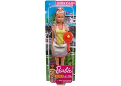 Mattel - Barbie Blonde Tennis Player Doll