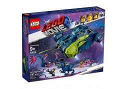 Τουβλάκια Lego 70835 The Lego Movie 2 Rex's Rexplorer Ηλικία 9+