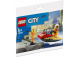 Lego City Fire Rescue Water Scooter Ηλικία 5+ 30368
